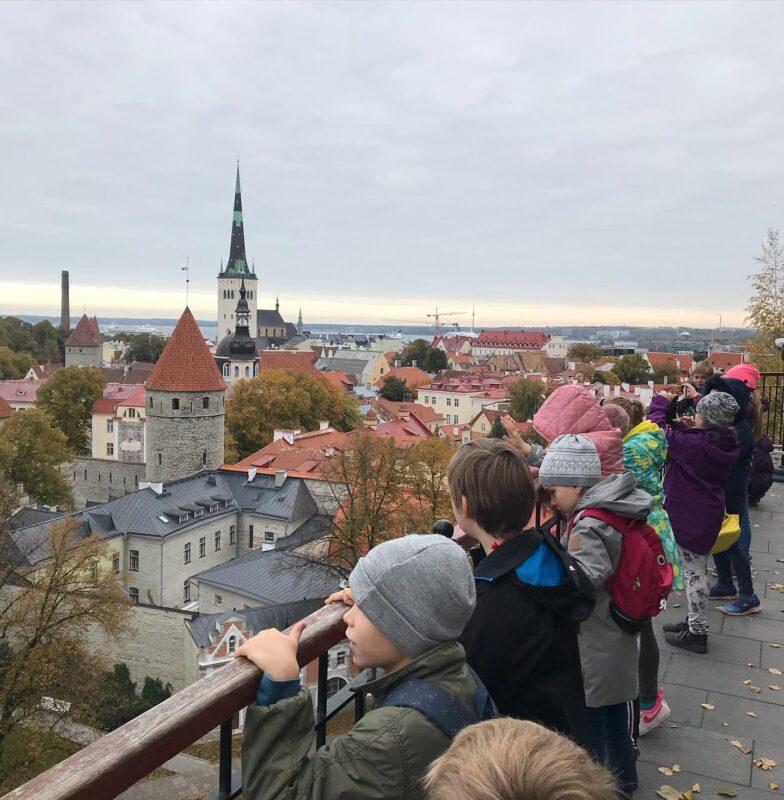 II kl õppekäik Tallinna
